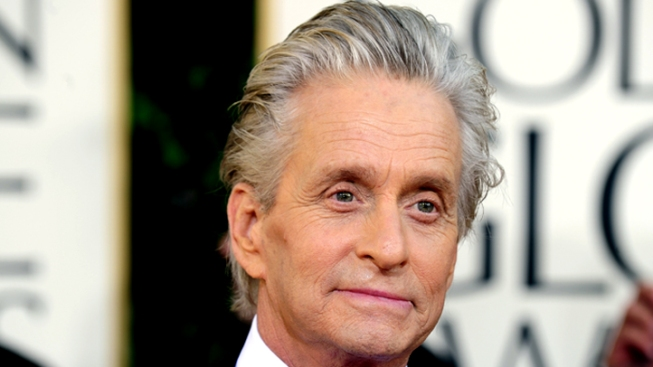 Michael Douglas to Play Ronald Reagan