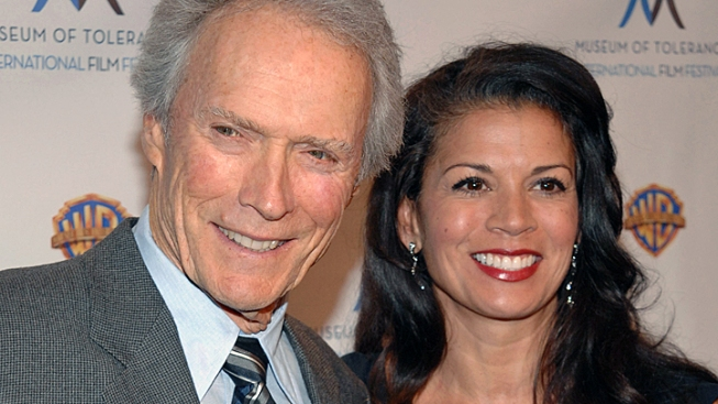 Clint Eastwood's Wife, Dina, Files for Divorce