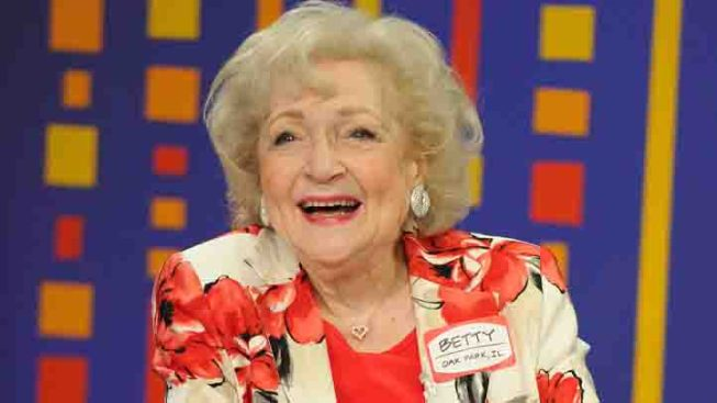 Betty White Voted Most Trusted Celebrity