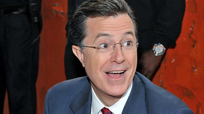 "Stephen Colbert Set to Appear in ""The Hobbit"""