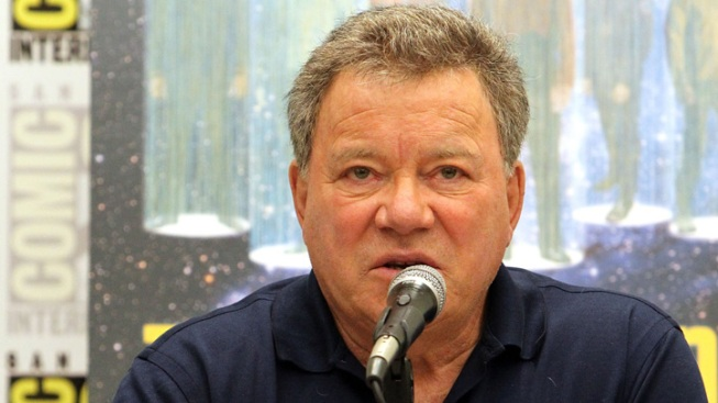 William Shatner Spreads Word About Taylor Swift Prom Invite