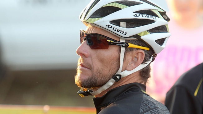 "Lance Armstrong to Help ""Clean Up Cycling"""