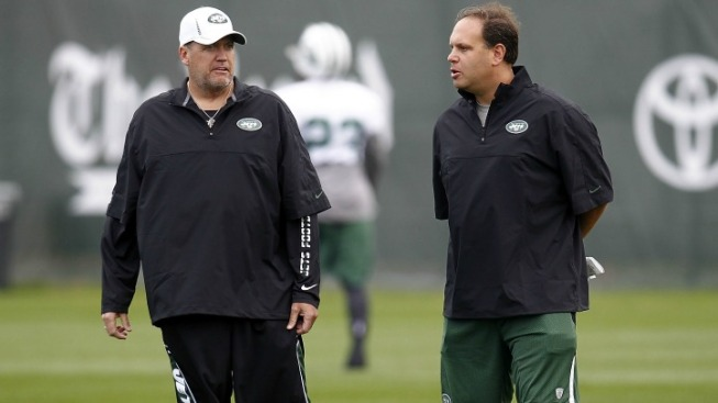 Mike Tannenbaum Out, Rex Ryan Stays