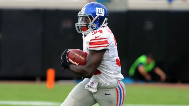 Five Games Left, Five Giants Who Can Help Them Win Out