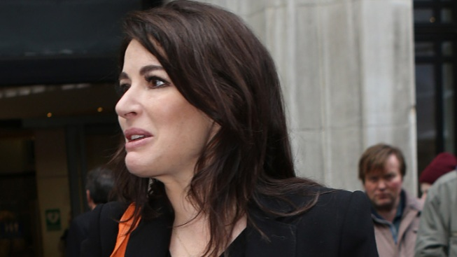 Nigella Lawson's Husband Says He's Divorcing Her