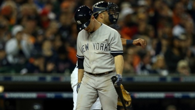 The Yankees Season Comes to a Bitter End