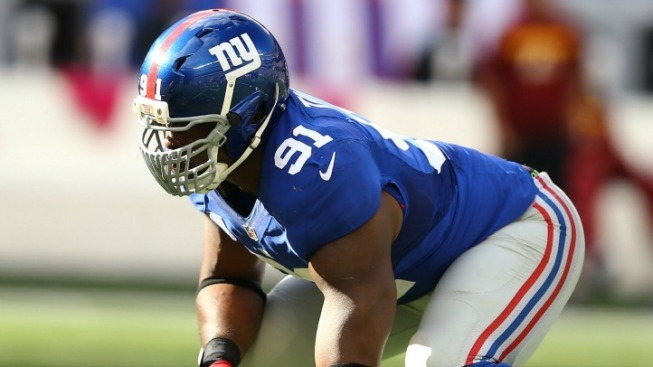 Waiting and Waiting for the Giants Pass Rush