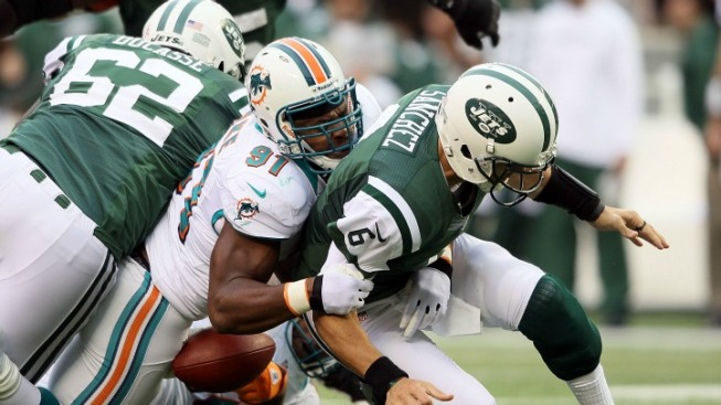 Everything's Ugly for Jets in 30-9 Loss
