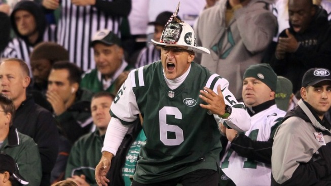 There's Nothing Left But the Jets Circus