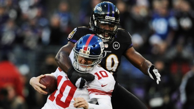 The Giants Put Themselves on Life Support After 33-14 Loss to Ravens