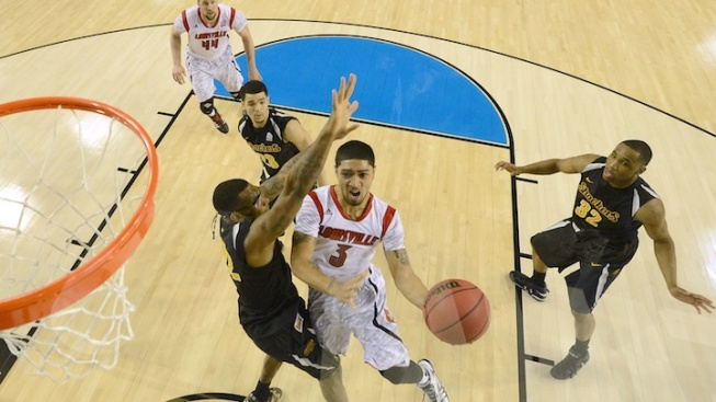 Michigan and Louisville to Square off for NCAA Title