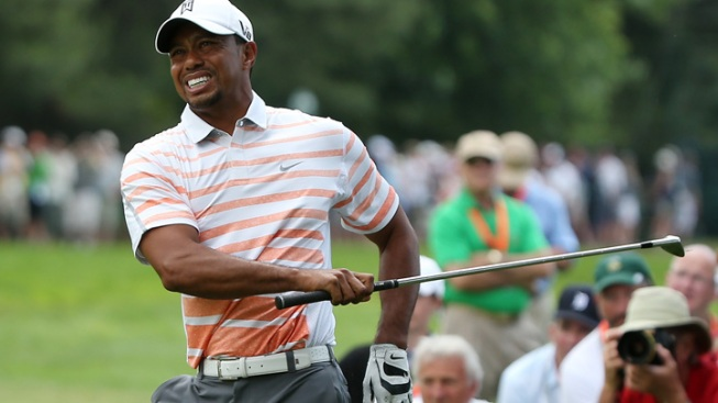 Woods Likes His Chances at Open on Weekend