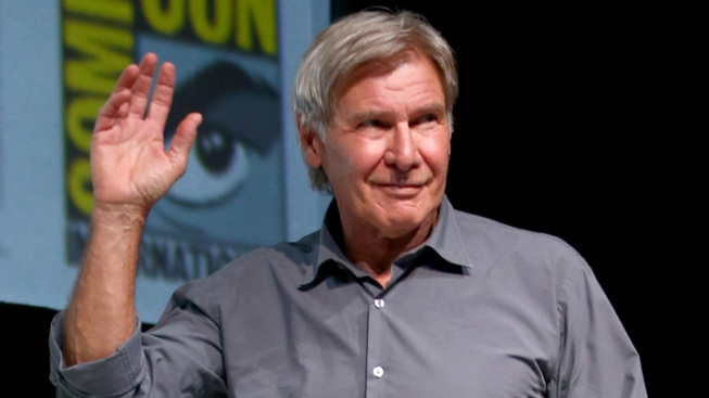 Film Company Guilty in 'Star Wars' Accident That Broke Harrison Ford's Leg