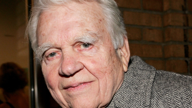 Andy Rooney Dead at 92