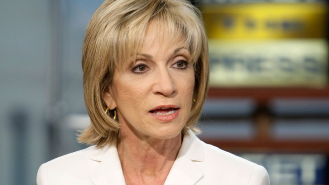 Veteran Reporter Andrea Mitchell Reveals She Has Breast Cancer