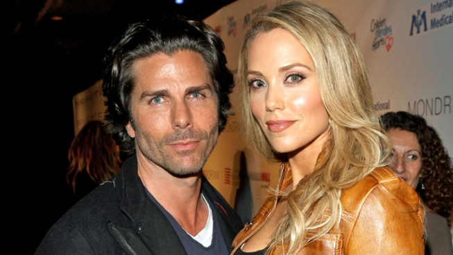 Elizabeth Berkley Welcomes a Son