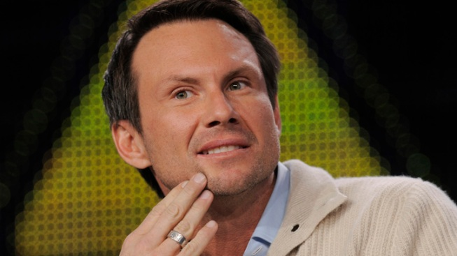 Christian Slater's Ballot Trashed in Florida After He Really Tried to Vote: Don't Call Him Christina!