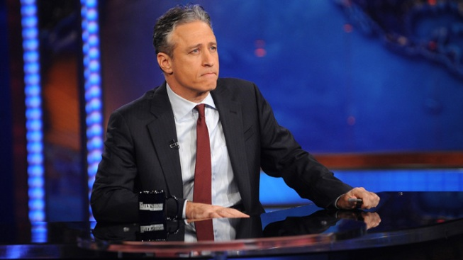 "Jon Stewart Slams Sarah Palin's ""Today"" Co-Hosting Stint"