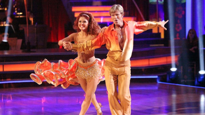 "Soap Star Jack Wagner Booted From ""Dancing"""