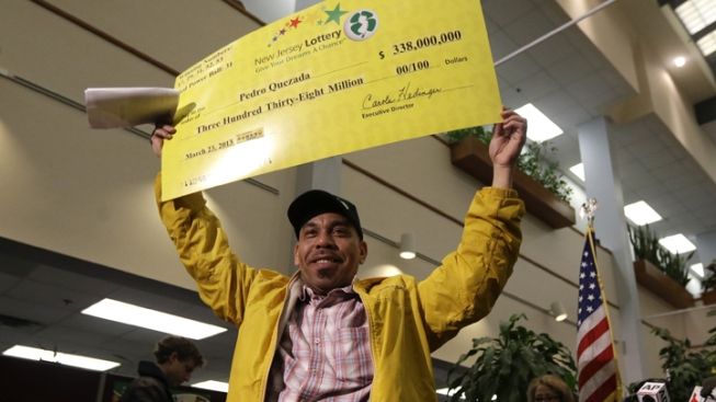 $338M NJ Powerball Winner Makes Good on Child Support