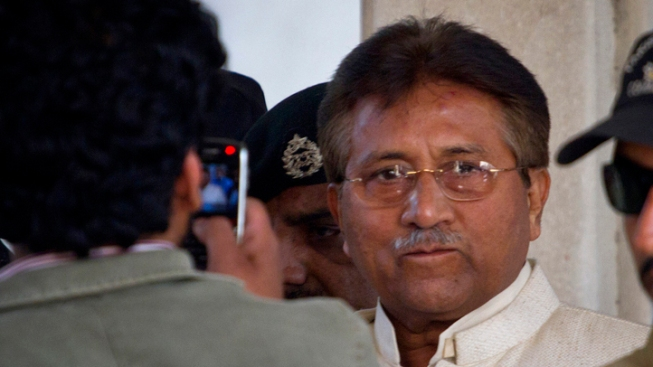 Pakistan's Musharraf on the Run After Arrest Order