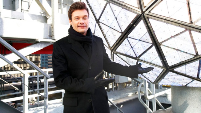 Ryan Seacrest Hosts First New Year's Rockin' Eve After Dick Clark's Passing