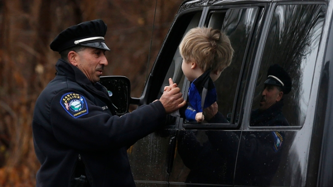 More Armed Security at Schools After Newtown