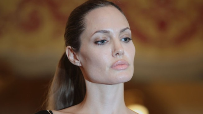 Angelina Jolie: From Bad Girl to Role Model