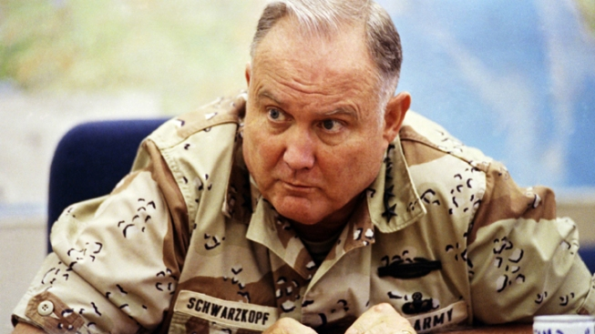 """Stormin' Norman"" Schwarzkopf Dies at 78"