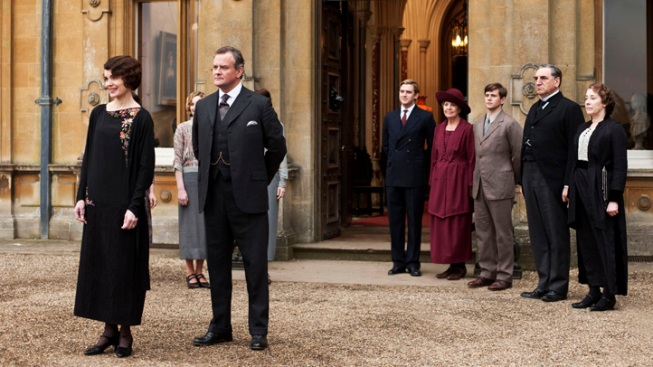 """Comings and Goings at """"Downton Abbey"""" Next Season"""