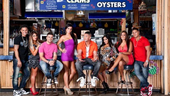 """Jersey Shore"" Cast Sends Support to Sandy Victims"
