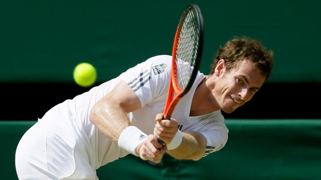 Murray Wins Wimbledon, Beats Djokovic in 3 Sets