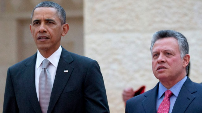 "Obama ""Very Concerned"" About Extremists in Syria"