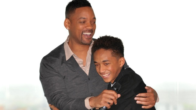Fame Part of Family Business for Will, Jaden Smith