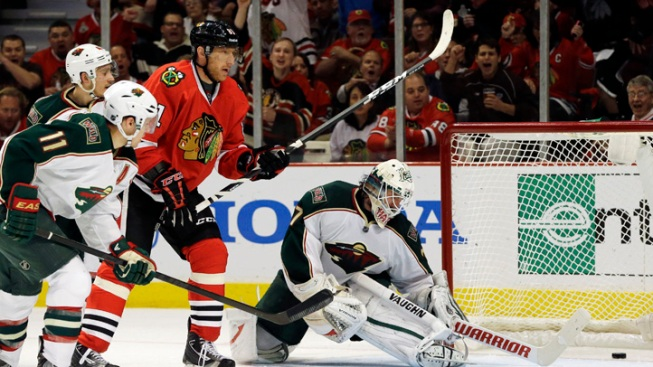 Blackhawks, Senators Advance to Round 2 of NHL Playoffs