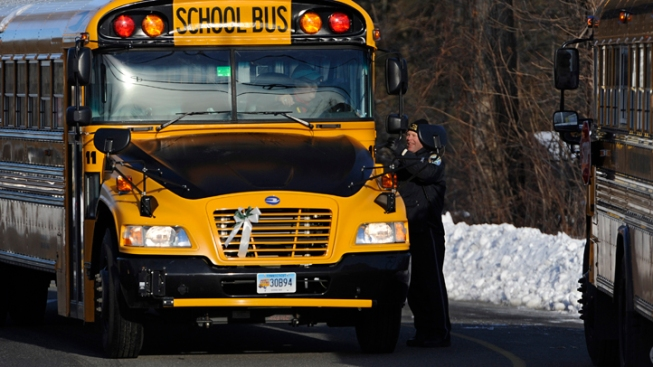Newtown Schools Chief Wants Continued Police Guard