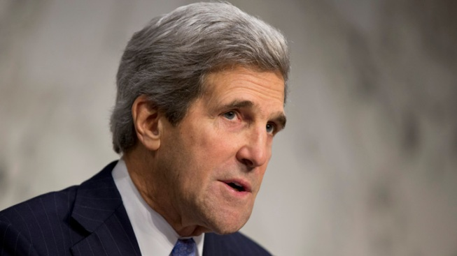 """Kerry: U.S. to """"Do What We Must"""" to Stop Iran on Nukes"""