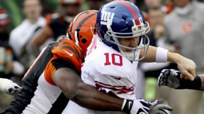 The Good, Bad and Ugly of the Giants Loss