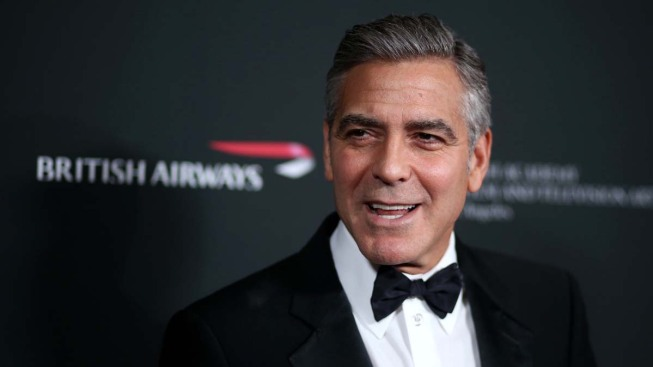 Win a Date With George Clooney... For $10