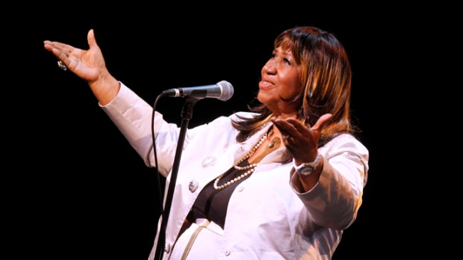 Aretha Franklin Says She's 85 Percent Healed
