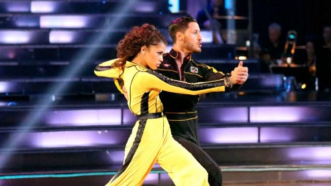 "Zendaya Leads ""Dancing"" Pack Ahead of Finale"