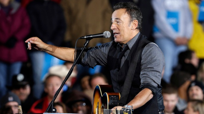 Bruce Springsteen Cancels North Carolina Concert Over Anti-Bias Law