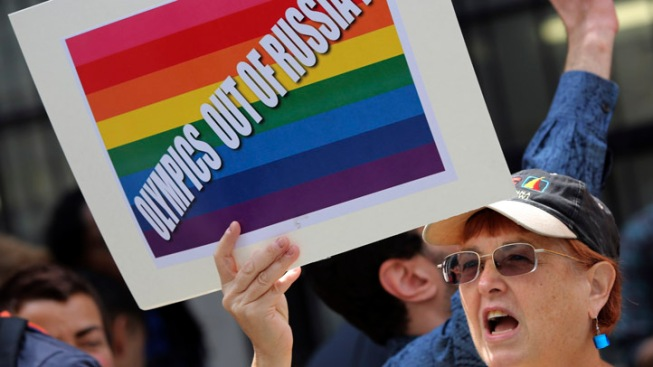 Russian Anti-Gay Laws Impact Olympics, Vodka Sales