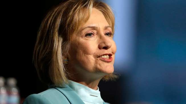 Hillary Clinton Speaks on Voting Rights at American Bar Association in San Francisco