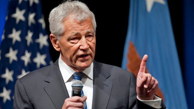 """Hagel: It's Time to """"Turn the Page"""" on Decade of War"""
