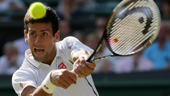 5-Set Wimbledon Beauty: Djokovic Tops del Potro