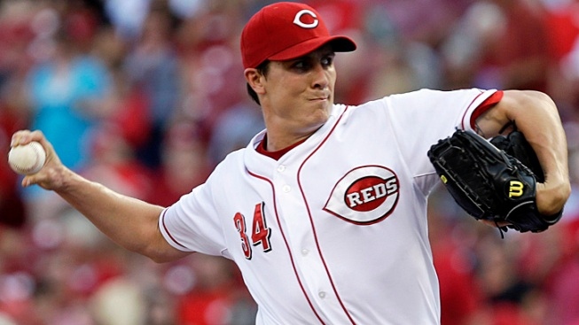 Cincinnati's Homer Bailey Pitches Season's 1st No-Hitter