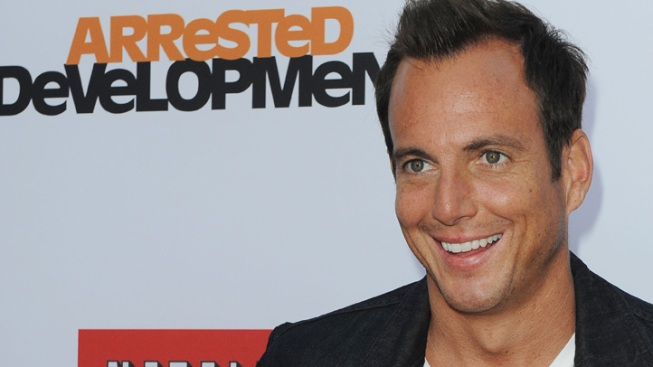 "Will Arnett Talks Amy Poehler Split: ""Life Is Challenging"""