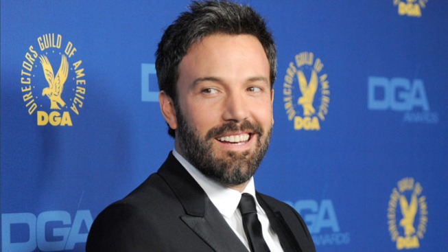 "Affleck's ""Argo"" Wins Directors Guild Top Honor"