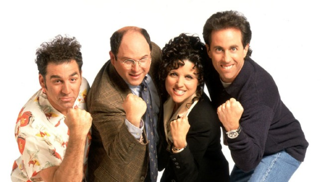 """Seinfeld"" Celebrates 25 Years on Television"